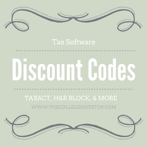 Tax Software Coupon Discount Codes