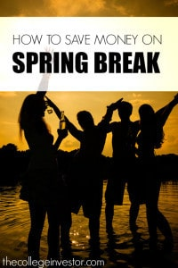 Looking to save money on Spring break? Try one of these tips to bring your spending down to zero!