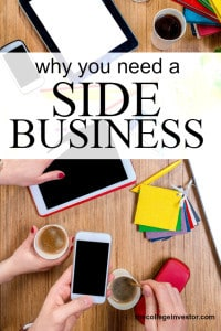 Feeling down by your current job situation? Start a side business! Here's how I was able to triple my income in 2.5 years by starting a side business.