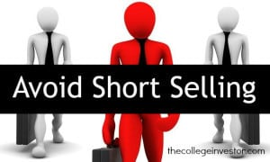 avoid short selling