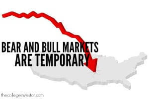 bear and bull markets are temporary