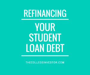 Here are three factors to consider when thinking about refinancing your student loan debt.