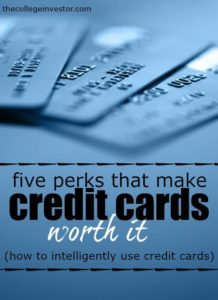 There are a ton of credit card perks that make owning the right credit card a very smart financial move. Here are the five perks we love the most!
