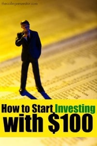 How you can start investing with $100 and start building real wealth.