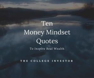 10 Money Mindset Quotes