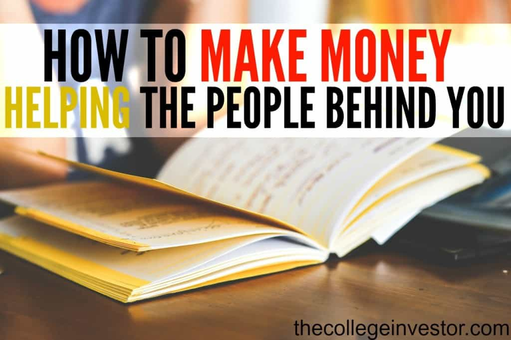 Want to make money off of your knowledge? Here are five ideas on how to make money by helping the person directly behind you on the path that you're on.