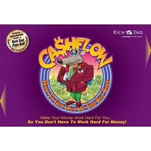 Cash Flow 101 Board Game