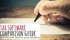 2015 tax software comparison guide