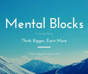 Mental Blocks To Saving Money