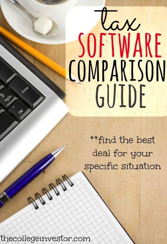 Tax Software Comparison Guide
