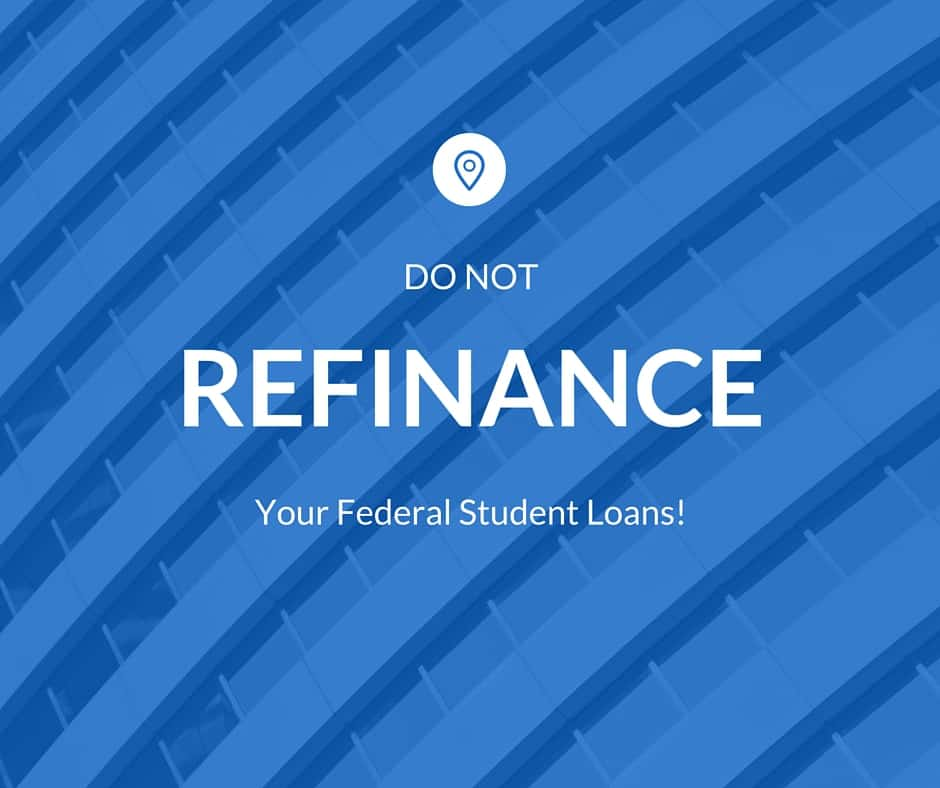 Do Not Refinance
