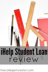 If you're applying for student loans are or looking to refinance see if iHelp can be of service in our iHelp student loan review.