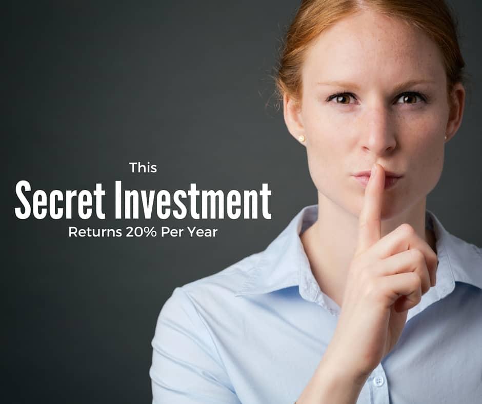 Secret Investment