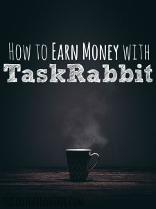 If you're looking for a flexible job that you can do as a student or in conjunction with a full time job TaskRabbit might be a good fit.