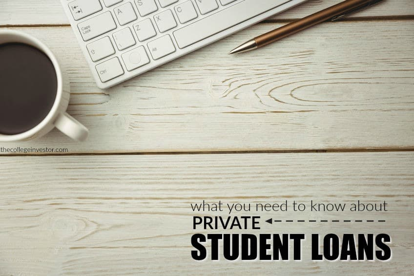 Private student loans are a touchy subject but are completely necessary in some situations. Before you sign the dotted line here's everything you need to know about private student loans for college.
