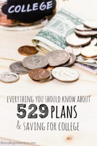 September is national college savings months. In an effort to raise awareness we're sharing everything you need to know about 529 plans!