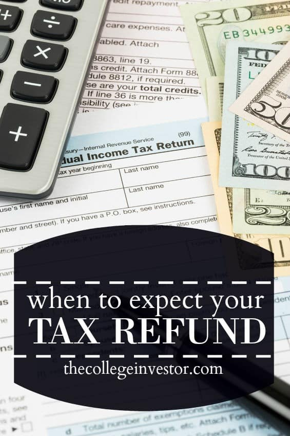 When To Expect My Tax Refund Tax Refund Calendar 2017 2018