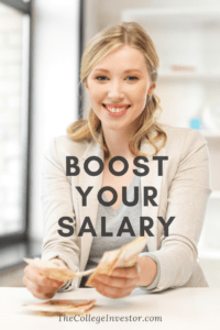 Boost Your Salary