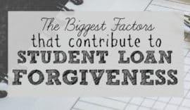 Student Loan Forgiveness Eligibility