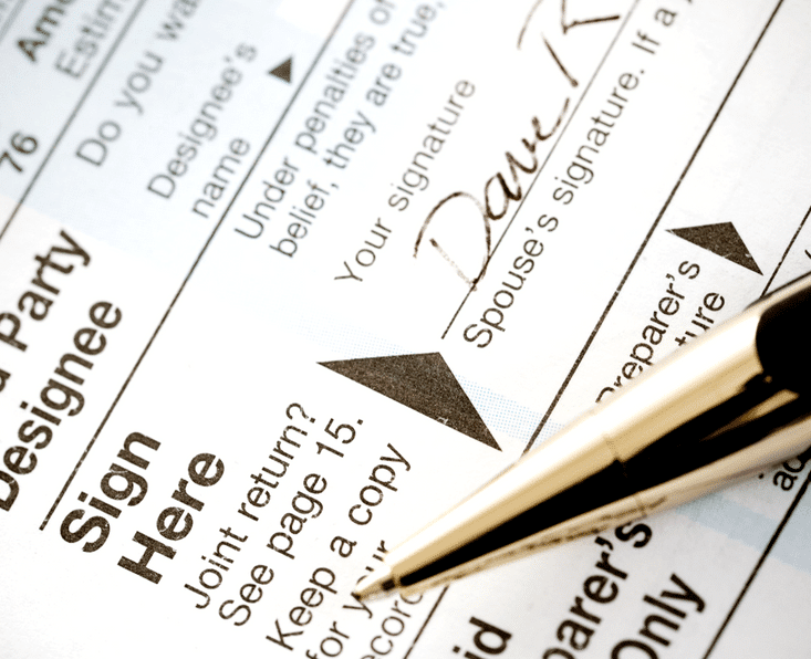 order a paper tax return Even though most customers choose to e-file, you can also file a conventional paper return you'll need access to a printer and adobe reader.