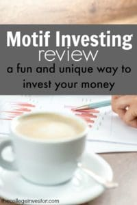 Motif offers investors three options for investing with a fun social twist. Find out more in our Motif Investing review.