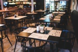 how to get involved in a restaurant business
