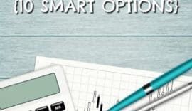 Wondering what you should do with your tax refund? Instead of wondering where it went in a month consider one of these 10 smart options!