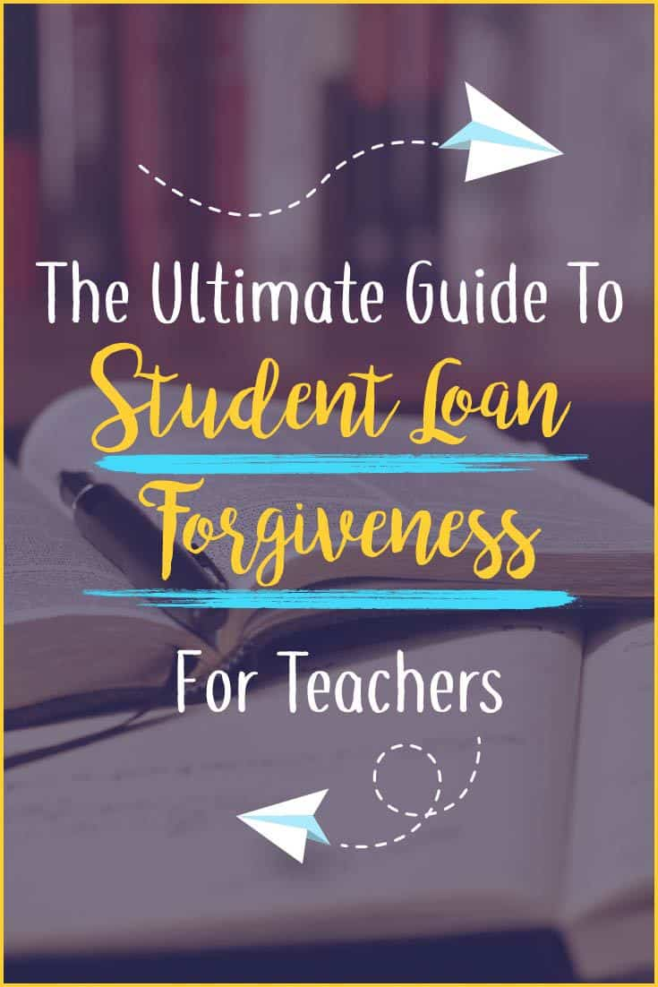 Student Loan Forgiveness for Teachers