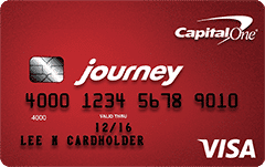 Capital One Journey Student Rewards Cards