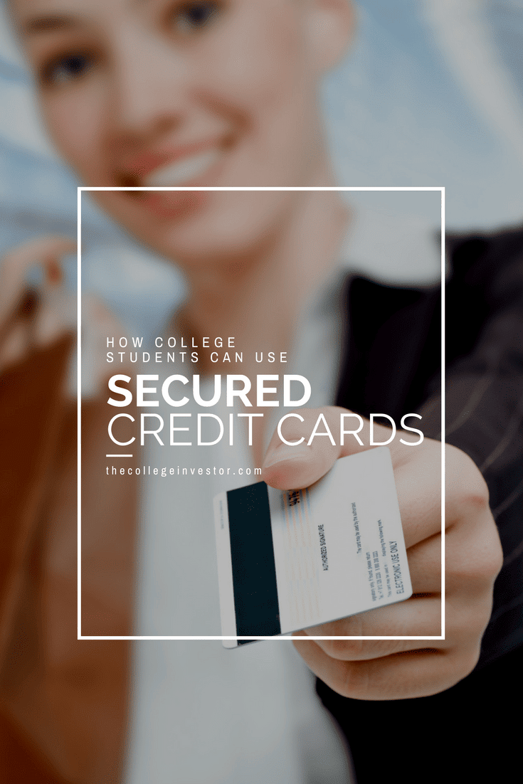 How College Students Can Use Secured Credit Cards