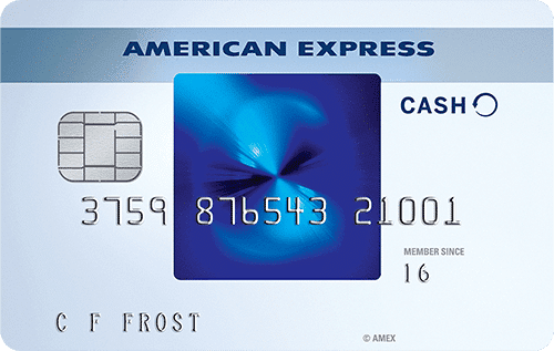 Blue Cash Everyday Amex